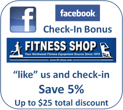 Facebook Check-in Discount