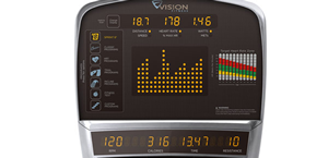 Vision Fitness S70 Console