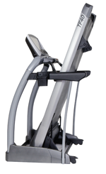 Folding TF40 treadmill