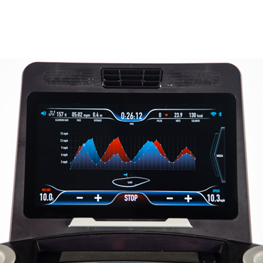 "Bodycraft 16TS 16"" Touchscreen for Treadmills"