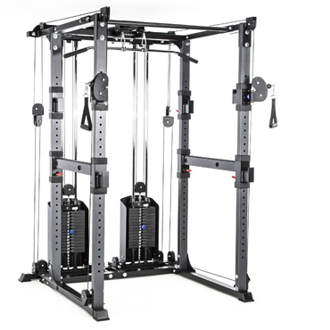 Bodycraft F435 Rack Functional Trainer