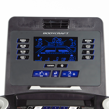 Bodycraft 9LCD console for Treadmills