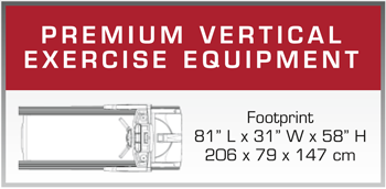 T-75 Treadmill dimensions