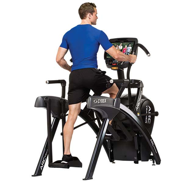CYBEX Total Body Commercial Arc Trainer 770AT
