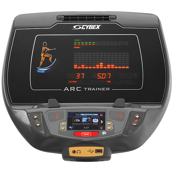 Cybex Arc Trainer Console
