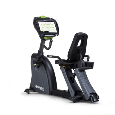 SportsArt C545R-16 Recumbent Bike with SENZA™