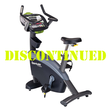 SportsArt C575U Club Upright Bike