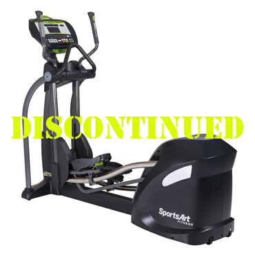 SportsArt E875 Club Elliptical