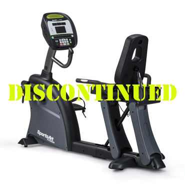 SportsArt G845 Recumbent Bike with ECO-POWR™