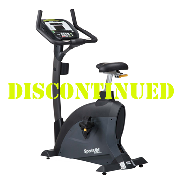 SportsArt G545U Upright Bike with ECO-POWR™