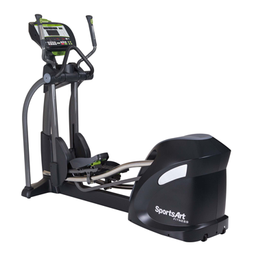 SportsArt G875 Club Elliptical with ECO-POWR™