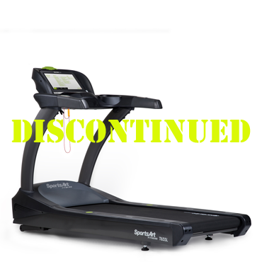 SportsArt T655L-19 Club Treadmill