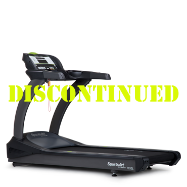 SportsArt T655L Club Treadmill