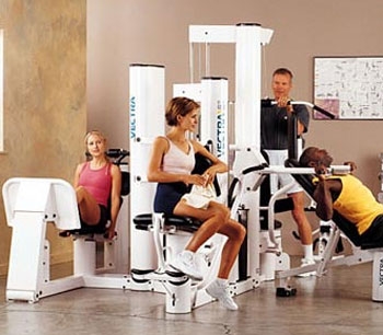 Vectra On-Line 4850 Commercial gym