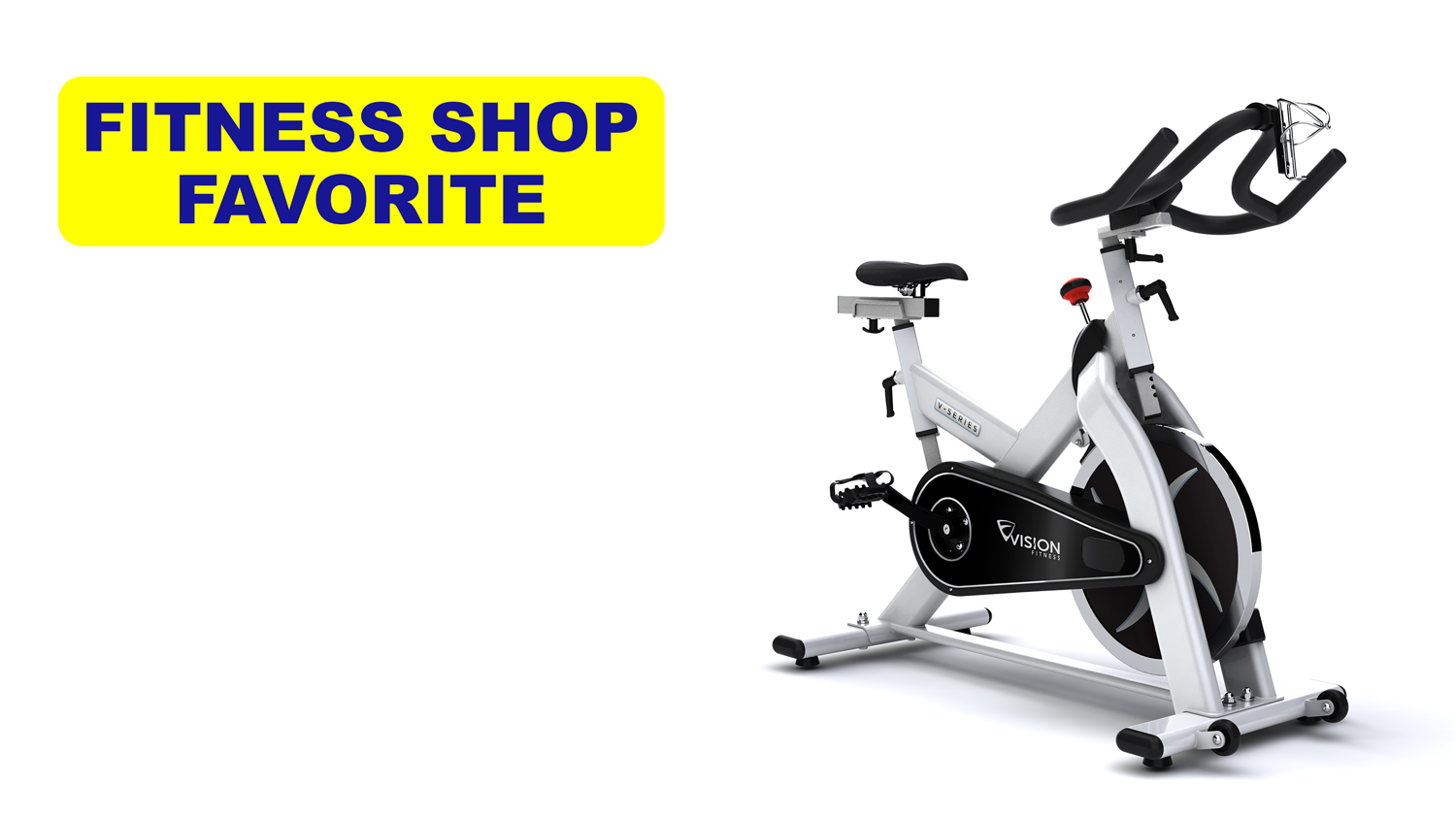 Vision Fitness V-Series Indoor Cycle
